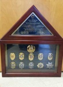 custom police award