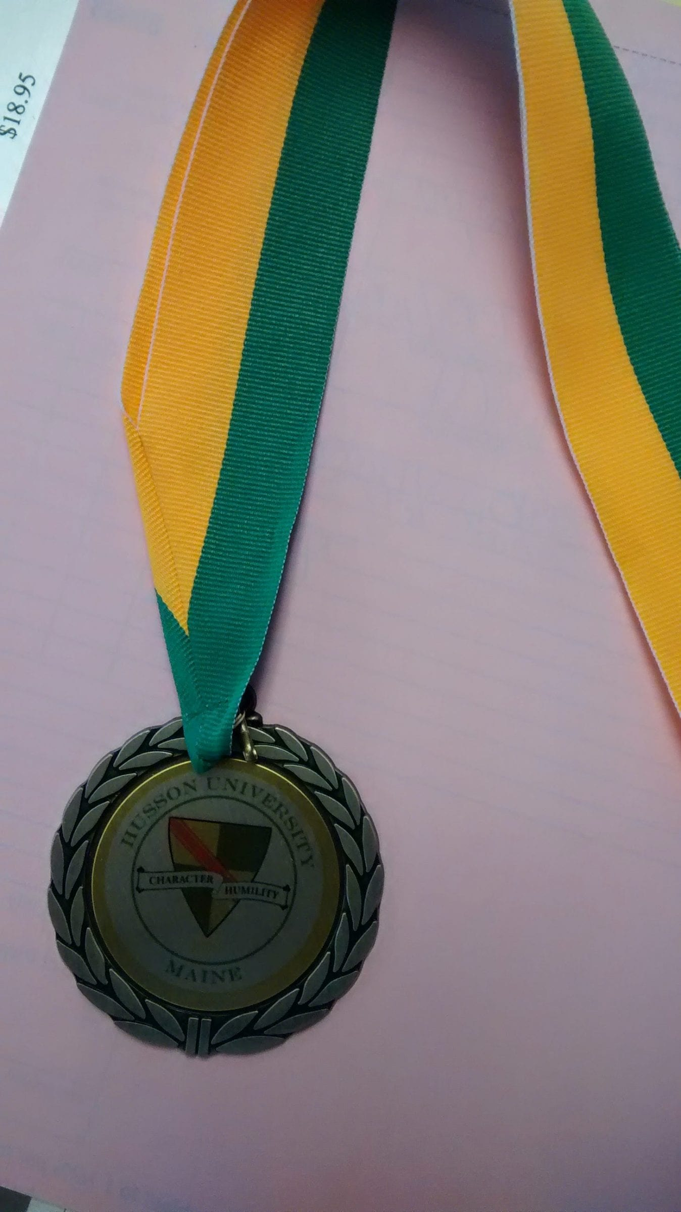Medallions, Pins & Ribbons - Awards, Signs & Trophies